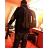 Big Namba Studio Backpack Dark Grey / Red