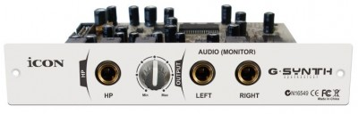 iCON G Synth DSP Synthesizer