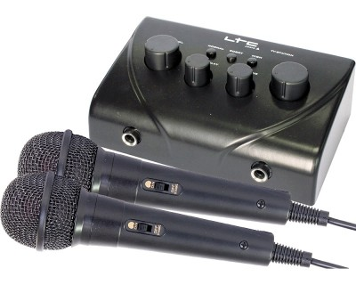 LTC Audio TV Station karaoke set με ΔΩΡΟ τραγούδια karaoke