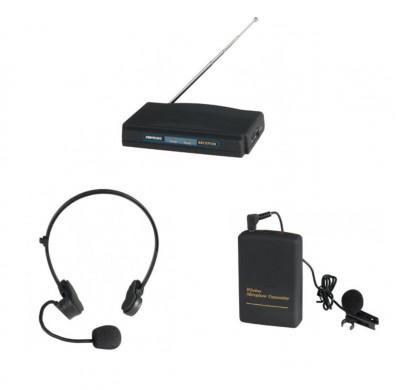 Expelec WMC-300 Ασύρματο Set Χειλόφωνου / Πέτου