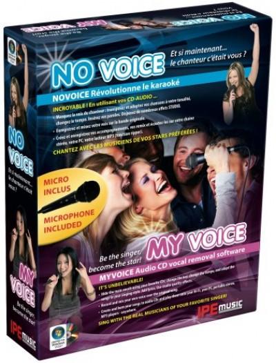 Prodipe My Voice πρόγραμμα αφαίρεσης φωνής από CD