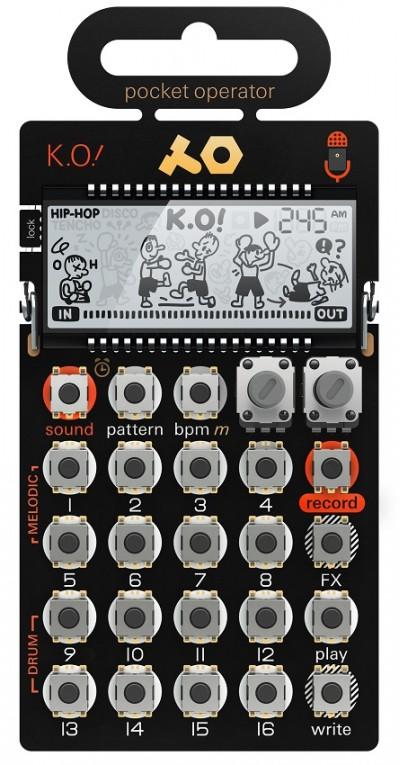 Teenage Engineering PO-33 K.O!