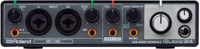 Roland Rubix24 High Resolution USB Audio Interface